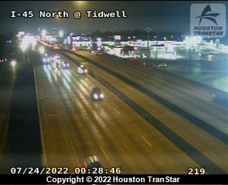Trans Star I-45 North @ Tidwell