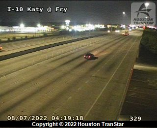 Weather and Traffic - West I-10 Fire Department