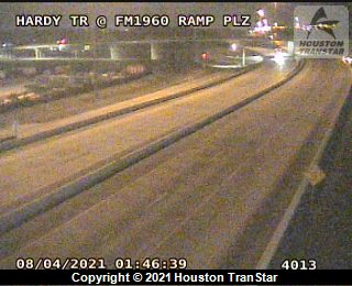 HARDY TOLL ROAD AND HARDY RD ARE CLOSED