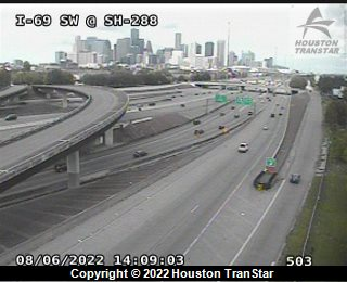 Houston TranStar Cameras | Break It And Learn!