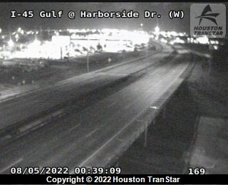 IH-45 Gulf at LEWIS LANE (E)