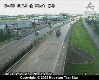 IH-45 Gulf at 71ST (W)